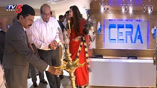 Cera Sanitaryware Showroom Launches In Hyderabad