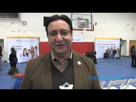 U.s. Rep Pete Gallego On The Affordable Care Act video