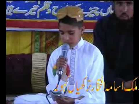 Bibi Amina Ka Phool Naat By Malik Usama-bin-iftikhar Kahuta (trikhian) video