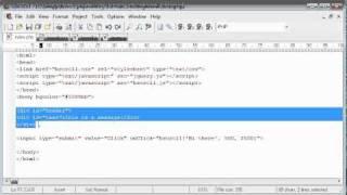 Web Design (HTML - CSS - JavaScript)