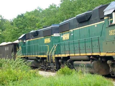 New Hampshire Northcoast Gravel Train