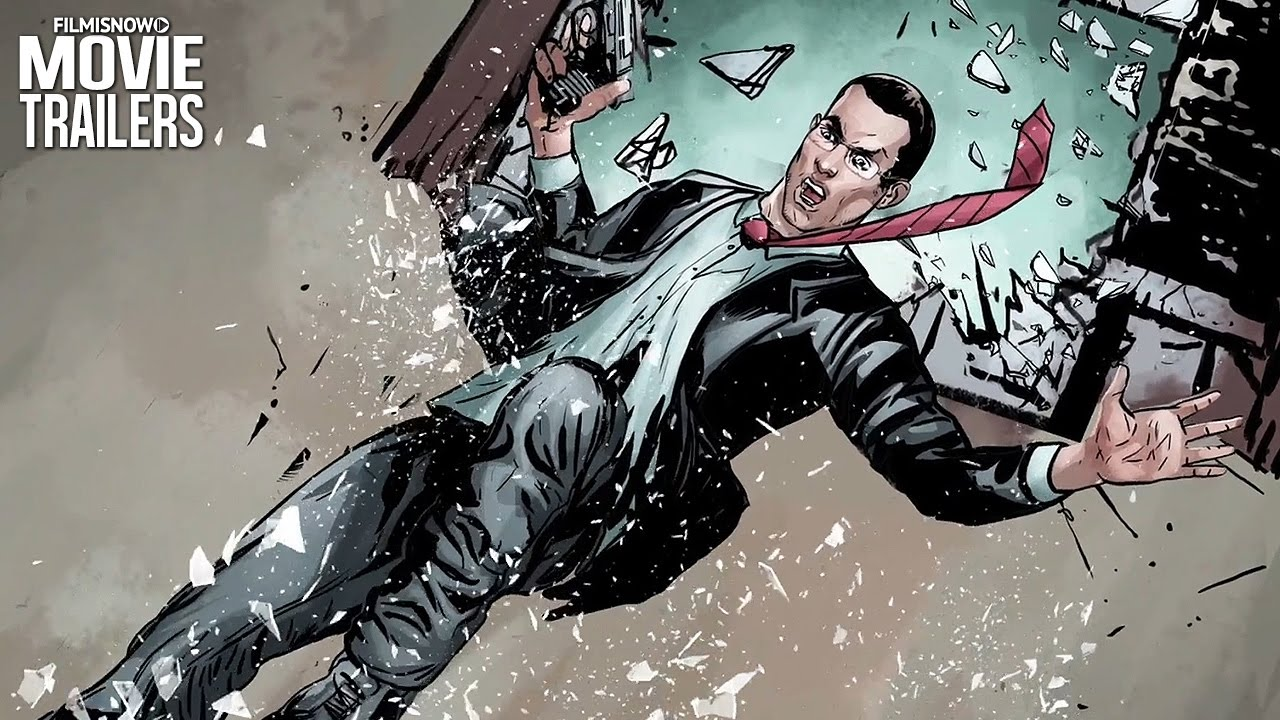 Ben Affleck is the mysterious Christian Wolff in The Accountant Motion Comic