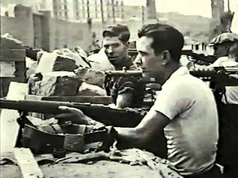 Living Utopia - The Anarchists & The Spanish Revolution