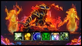 Dota 2 Mods | NATURES WRATH RAMPAGE MADE EASY!! | Baumi plays Legends of Dota Redux