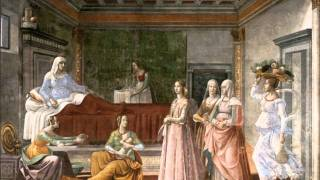 Marin Marais - Suite in D minor from the Deuxième Livre, I-V
