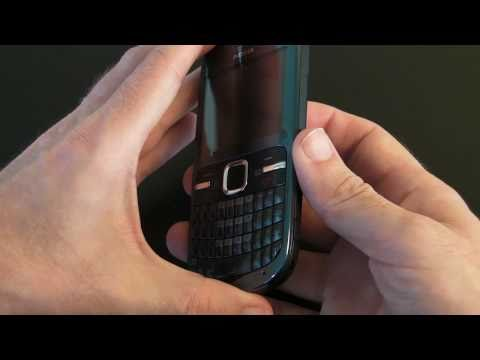 Nokia C3 Mobile Phone Unboxing & Review