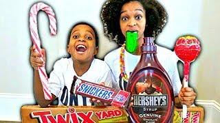 Bad Baby CANDY Video Game Prank! Shiloh And Shasha Toy Game Challenge Chupa Chups Lollipop Onyx Kids
