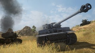 ◀World of Tanks - A Panzer For Your Thoughts