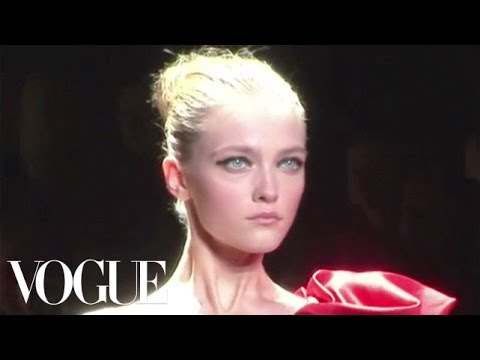 Fashion Show - Lanvin: Spring 2009 Ready-to-Wear