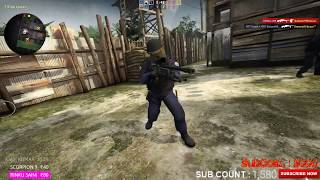 🔴Counter-Strike: Global Offensive Fun With Randoms and Subs Live Stream FULL HD In Hindi Indian 🔴