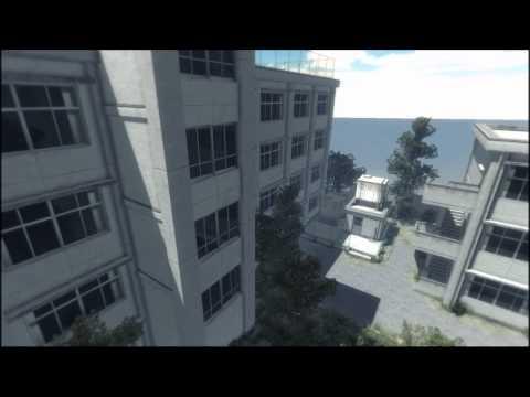 【Unity Asset Store】Japanese School Buildings Kit