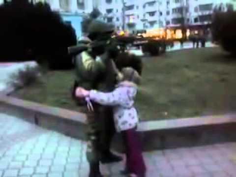 Зверства Русских солдат в Крыму. Максимальный репост