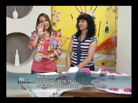 Mulher.com 05/10/2011 - Tapete em formato de coração