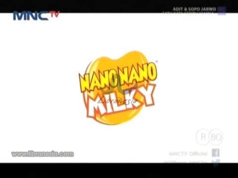 Iklan Sponsor - Nano Nano Milky Candy