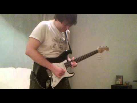 Mauro Cordeiro - Playing my 10 Favorite Adrian Smith Guitar Solos