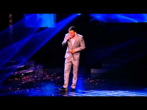 The X Factor 2010 Final: It's time for the first of this year's star duets - and Matt's not doing it by halves. Singing her hit single Unfaithful - Matt welc...