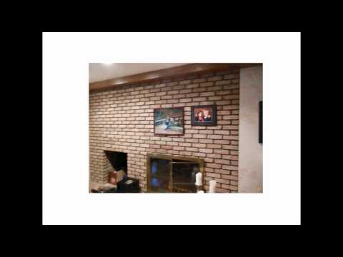 How To Hang Mount Tv On Stucco Concrete Or Brick Wall