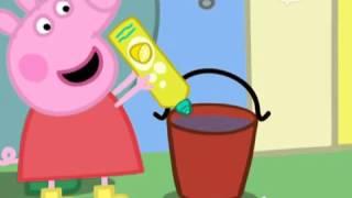 Peppa pig - bolle di sapone - YouTube