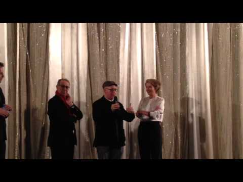 Berlinale 2016: Tribute to Alan Rickman with Emma Thompson and James Schamus.