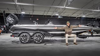 INSANE NEW BASS BOAT!
