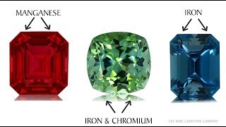 Learn All About Tourmaline - A Guide To Tourmaline's Many Colors