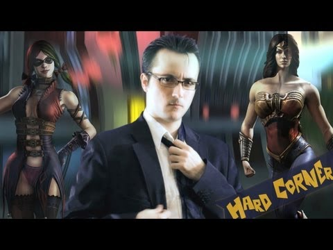 Injustice (collector) - Hard Corner (Benzaie)