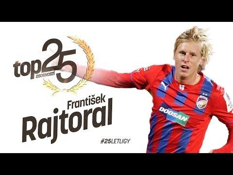 TOP 25 osobností: František Rajtoral