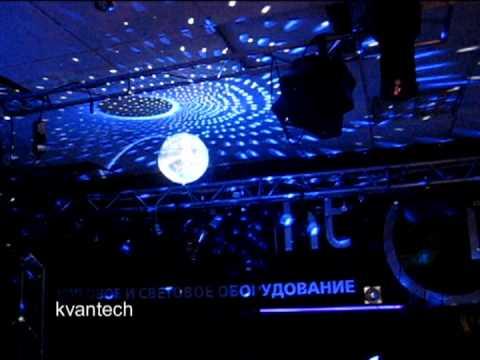 Зеркальный шар для дискотеки в интернет-магазине KvanTech.ru