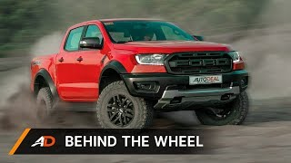 Ford Ranger Raptor - Behind the Wheel