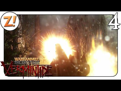 Warhammer: End Times - Vermintide: Einsturzgefahr#04 | Let's Play Together ★ [GERMAN/DEUTSCH]
