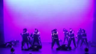 "Linkin Park ""Krwlng"" - @Jerichocobo Choreography (2015)"