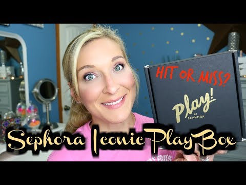 Play! by Sephora Iconic Edition ~ Hit or Miss?
