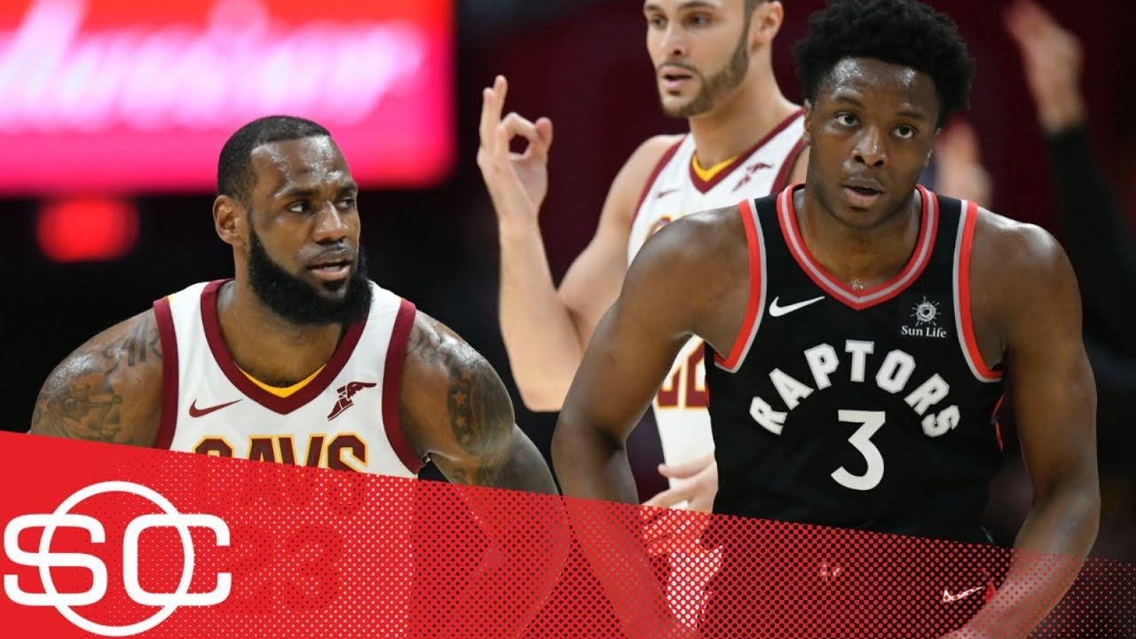 Raptors hoping third time's the charm vs. LeBron James and the Cavaliers | SportsCenter | ESPN