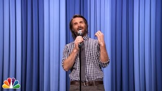 Video Will Forte Sings an Ode to His