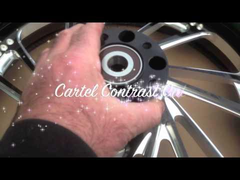Contrast Motorcycle Wheels Motorcycle Wheels Contrast