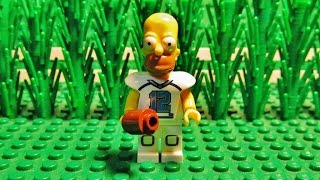 "LEGO Simpsons ""Sports"""