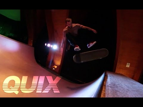 QUIX - JOE GNAR AT THE 457 MINI RAMP :: OTTAWA, CANADA