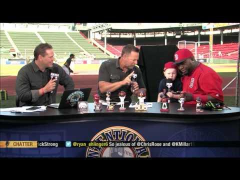 David Ortiz and Maverick On Intentional Talk