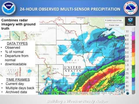 """Quantum Physics Meets the Dark Arts: Predicting Tomorrow's Flood Crest,"" Kevin Low, USGS"
