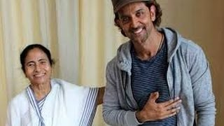 Hrithik meets Mamata Banerjee, promises to attend Kolkata film fest