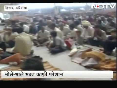 Sant Rampal Ji - NDTV Coverage - Were People Held Hostage in Satlok Ashram?