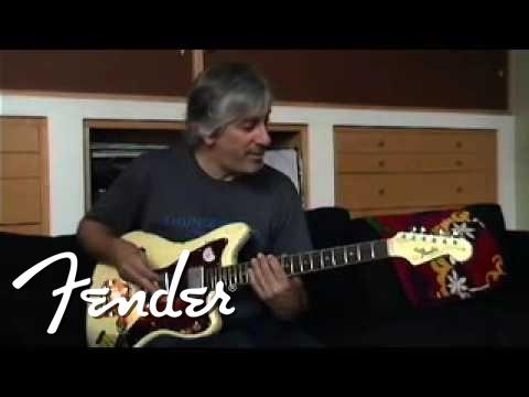 Lee Ranaldo talks about his Fender® Jazzmaster® guitar