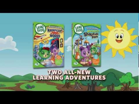 Two All New LeapFrog Learning DVDs Available 1/22!