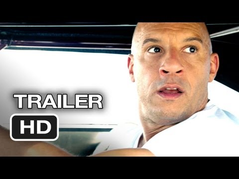 Fast & Furious 6 TRAILER 1 (2013) - Vin Diesel Movie HD