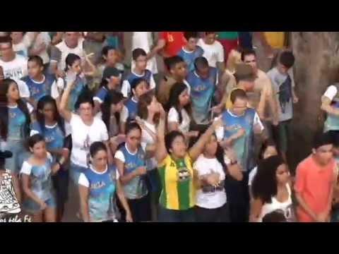 Romaria Da Juventude 2014 - Sou Estrangeiro Aqui video
