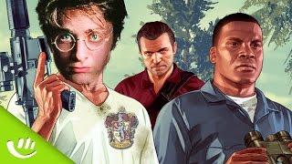 Zocken in der Schule und Harry Potter bei Rockstar - Game News