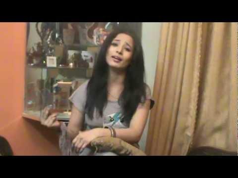 dil ki lagi by Haifa Khan Singer (nazia hassan)