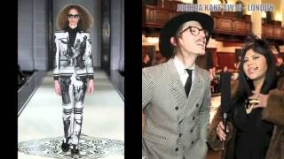 Interview with designer Joshua Kane / Collection AW 2016 - London