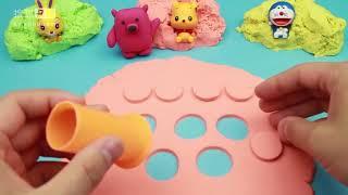 Đồ chơi đất nặn | Land toysBlock Bear Park chap 25