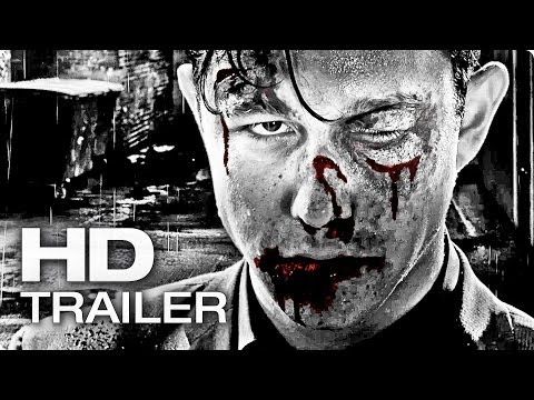 SIN CITY 2: A Dame To Kill For Trailer Deutsch German | 2014 [HD]